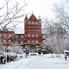 University of Wisconsin, Madison | 41 Scenic College Campuses That Were Made For Instagram