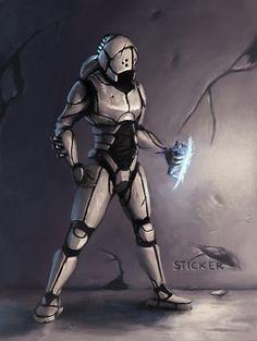 Soldier concept by stickerb.deviantart.com
