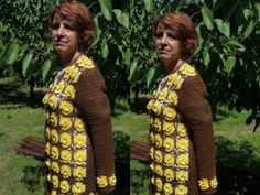 Cum crosetam jacheta cu flori - PARTEA A IV-A / MANECILE - finalul / Tutorial pas cu pas - YouTube Youtube, Craft, Plus Size Trench Coat, Wraps, Breien, Youtubers, Youtube Movies