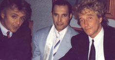 Roger...Freddie...Rod