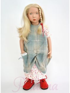 Our best ever collection of dolls from Zwergnase! Child Doll, News Articles, Art Dolls, Children, How To Make, Blog, Beautiful, Collection, Fashion