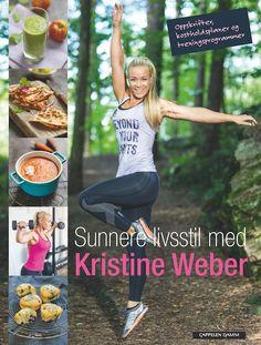 I sin nyeste bok gir Kristine deg oppskrifter på sunn og enkel proteinmat - samtidig som hun gir deg sine kostholdsplaner med kaloriberegning og treningsprogrammer til både inne- og utetrening. Hun viser selv hvordan du gjør øvelsene. Enten du ønsker å vedlikeholde eller bygge muskler, eller du ønsker å gå ned i vekt og senke fettprosenten, så finner du oppskriften i Kristine Webers nye bok.