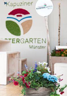Kapuziner Klostergarten, Münster, Exhibition Stand, DE, Kitzig Interior Design and Kitzig Identites by Kitzig Design Studios  exhibition design Design Studio, Studios, Presentation, Decor, Projects, Lawn And Garden, Pictures, Decoration, Decorating