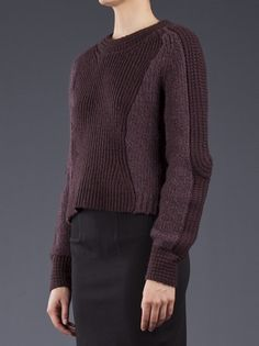 3.1 Phillip Lim - Cropped pullover