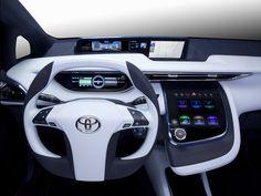 Otros Concept Car - Prototipos de Toyota