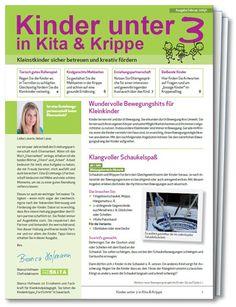 Kinder unter 3 in Kita & Krippe