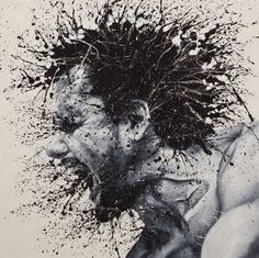Paolo Troilo - Finger painting