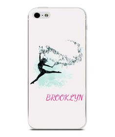 This Ballet Dancer Personalized Phone Case is perfect! #zulilyfinds