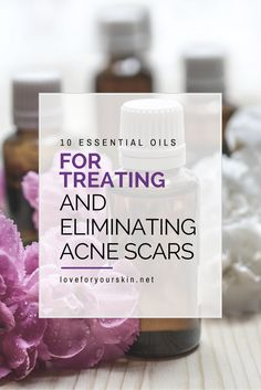 Looking for a list of essential oils to treat acne scars? Here is a top 10 list of them.