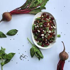 Simple Salad Series 2014: Beetroot Lentil Salad - LOZ