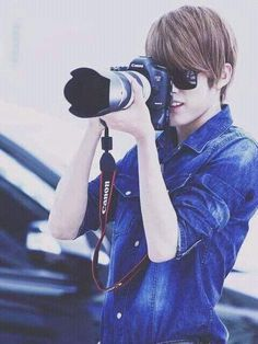 Gosh, this camera man just touched my heart