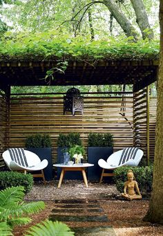 Outdoor decor: Urban getaway | Style at Home