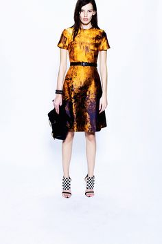 Proenza Schouler Pre-Fall 2013 - Review - Fashion Week - Runway, Fashion Shows and Collections - Vogue - Vogue