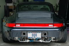 a rear end that you can't get in trouble for staring at... Favorite # on the plates too!