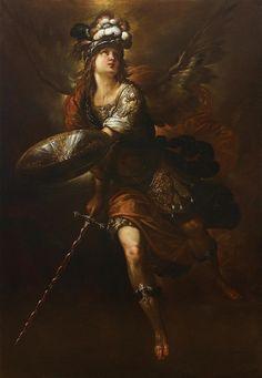 Ercole Procaccini il Giovane, Saint Michael the Archangel, 17th century