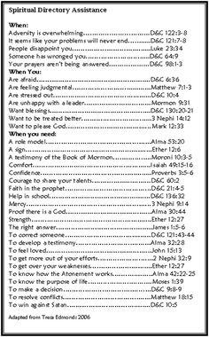 great scripture help!