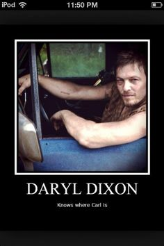 Daryl D knows all