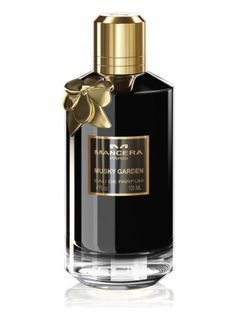 Black Label Collection Eau de Parfum Spray Musky Garden by Mancera Perfume Parfum, Perfume Versace, Perfume Zara, Perfume Scents, Fragrance Parfum, New Fragrances, Parfum Spray, Perfume Bottles, Body Butter