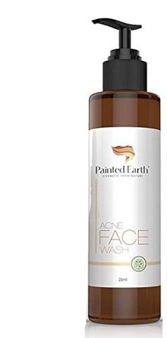 Painted Earth Acne Face Wash 25ml >>> Check out this great product.