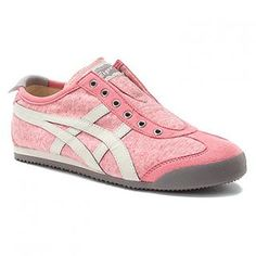 Asics Onitsuka Tiger Mexico 66® Slip On | Women's Heather Pink/Cream