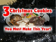 Three Christmas Cookies You Must Make This Year