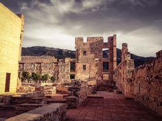 Restos del Monasterio Santa Maria de la Valldigna (Simat de la Valldigna - Spain)