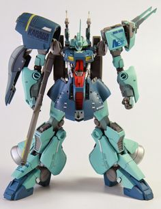 Custom Build: 1/144 MSK-008 Dijeh - Gundam Kits Collection News and Reviews