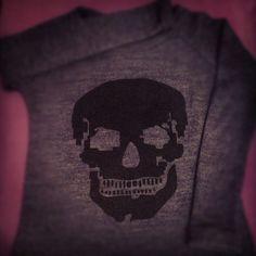 #skull #jumper #dark #fashion