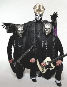 Nameless Ghoul Talks Ghost's New Album, 'Meliora,' and Staying Anonymous | Guitar World - http://www.guitarworld.com/famous-monsters-nameless-ghoul-talks-ghosts-new-album-meliora-and-staying-anonymous/25087