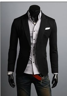 Men's Pocket Point Blazer