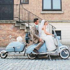 Fun Wedding Getaway