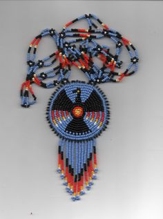 native american beadwork by deancouchie on Etsy