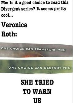 I LOVE DIVERGENT! WATCH OUT IF YOU DARE TO READ YOU WILL THINK YOUR WHOLE LIFE IS LIKE THE DIVERGENT SERIES