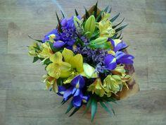 Another spring bouquet Spring Bouquet, Floral Wreath, Wreaths, Flowers, Decor, Floral Crown, Decoration, Door Wreaths, Deco Mesh Wreaths