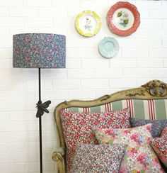 pretty pillows... and everything else.