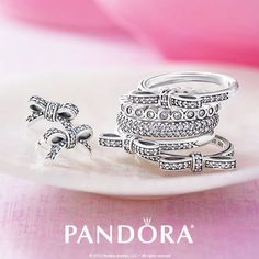 Our Stylists can help you build the perfect stack. #PandoraWestland #PandoraJewelry @pandorawestland
