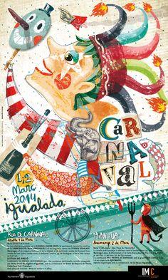 Cartell carnaval acoplat