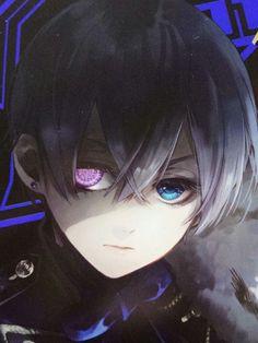 Ciel being atmospheric Black Butler/ Kuroshitsuji