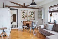 Old & New in One Apartment ♥ Старо и ново в един апартамент | 79 Ideas