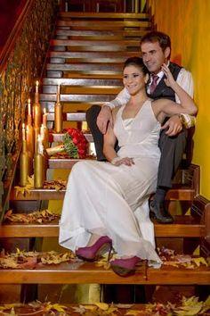 Ensaio pré wedding de Deisi e Joel por Luis Baroni