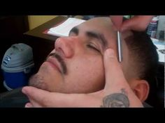 HOW TO USE A STRAIGHT EDGE RAZOR | HD - TIMELESS BARBERS (+playlist)