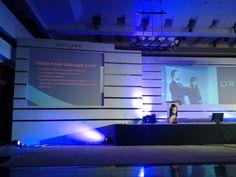 @kapgup renders some tips and tricks for using #SocialMedia at Directors Seminar #OriflameIndia