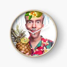 #hawaiidreamer# lustigewanduhr#funnyclock#funnytshirt,hawaiiantshirt#Aloha#namaste# Travel Humor, Funny Travel, T Shirt Picture, America Girl, Blue Hawaii, Slogan Tshirt, T Shirts With Sayings, Namaste, Shirt Shop