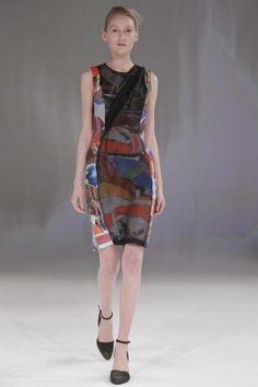 Chalayan, Look 19. xoxo, k2obykarenko.com #PFW #FW13