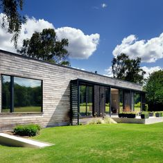Pad Studio creates prefabricated dwelling to comply with New Forest housing…