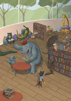 Bibliotecas by Yockteng on Flickr
