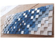 Wood wall sculpture by DInteriorsShop on Etsy