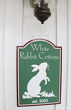 White Rabbit Cottage in West Cobb