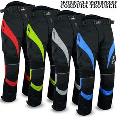 Pants 2019 New Style Richa Colorado Trousers Waterproof Motorcycle Bike Pants Jeans Textile All Sizes Good Reputation Over The World