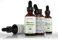 Elleda Vitamin C 20% Serum Formula
